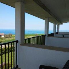 Отель El Ribero de Langre балкон