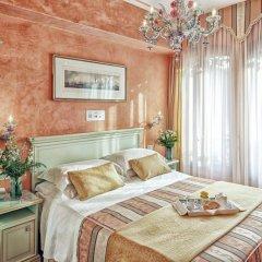 Hotel Firenze 3* Стандартный номер с двуспальной кроватью фото 5