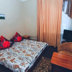 Mini hotel Komfort Пермь комната для гостей фото 4