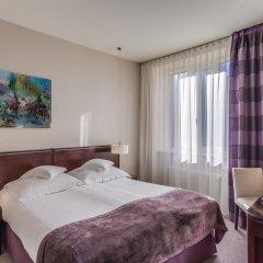 Kossak Hotel 4* Стандартный номер разные типы кроватей фото 4