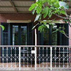 Отель Villa Bergmann Suites Meran Меран балкон