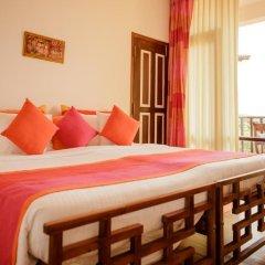 Отель Thaulle Resort 3* Стандартный номер с различными типами кроватей фото 4