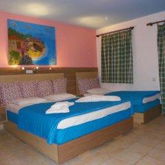 Отель Mirabelle Hotel Греция, Аргасио - отзывы, цены и фото номеров - забронировать отель Mirabelle Hotel онлайн комната для гостей фото 2