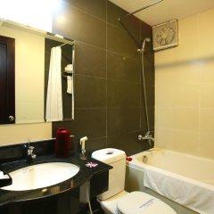 Hue Serene Shining Hotel & Spa 3* Улучшенный номер с различными типами кроватей фото 5