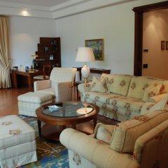 Отель Castello del Sole Beach Resort & SPA 5* Люкс повышенной комфортности разные типы кроватей