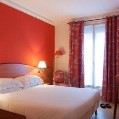 Отель Hôtel Eden Montmartre 3* Улучшенный номер с двуспальной кроватью фото 7