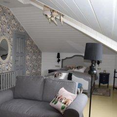 Мини-отель Грандъ Сова Номер Делюкс с различными типами кроватей фото 12