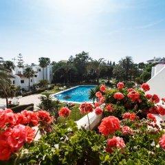 Отель Coral Beach Aparthotel 4* Апартаменты с различными типами кроватей фото 10