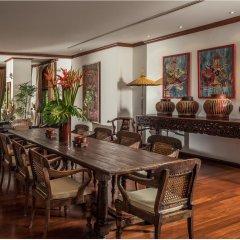 Отель Four Seasons Resort Chiang Mai 5* Стандартный номер с различными типами кроватей фото 5