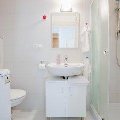 Отель Oldtown Square Cape Чехия, Прага - отзывы, цены и фото номеров - забронировать отель Oldtown Square Cape онлайн ванная фото 2