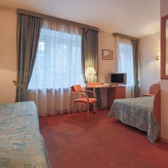 Андерсен отель 3* Стандартный номер с 2 отдельными кроватями фото 3
