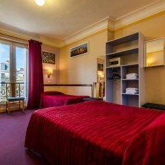 Avenir Hotel Montmartre 2* Стандартный номер с различными типами кроватей фото 4