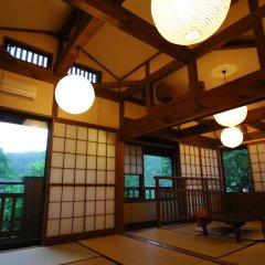 Отель Ryokan Yunosako Япония, Минамиогуни - отзывы, цены и фото номеров - забронировать отель Ryokan Yunosako онлайн интерьер отеля