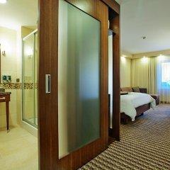 Гостиница Hampton by Hilton Волгоград Профсоюзная 4* Стандартный номер с различными типами кроватей фото 27