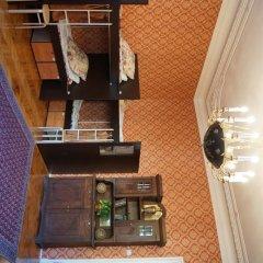 Гостиница Family Spb Кровать в общем номере с двухъярусной кроватью