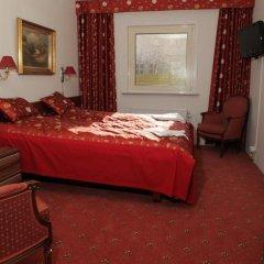 Hotel Postgaarden 3* Стандартный номер с двуспальной кроватью фото 10