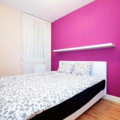 Апартаменты Corvin Apartment Budapest комната для гостей фото 8