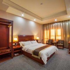 Hotel Shanghai City Стандартный номер с различными типами кроватей