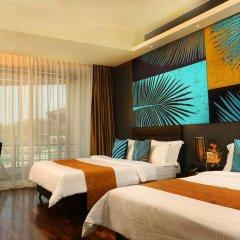 Отель Centara Ceysands Resort & Spa Sri Lanka 5* Люкс повышенной комфортности с различными типами кроватей