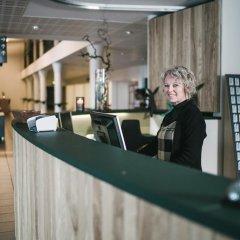 Vingsted Hotel og Konferencecenter гостиничный бар