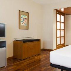 Отель Ciudad de Lleida 4* Улучшенный номер