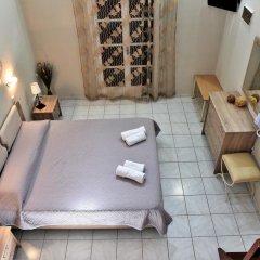 Отель Kafouros Hotel Греция, Остров Санторини - отзывы, цены и фото номеров - забронировать отель Kafouros Hotel онлайн комната для гостей фото 3