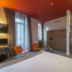 Отель Petit Palace Plaza del Carmen 4* Стандартный номер с различными типами кроватей фото 11