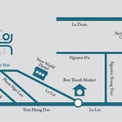 GoCo Hostel Кровать в общем номере с двухъярусной кроватью фото 7