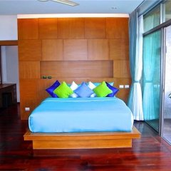 Отель Eva Villa Rawai 3 bedrooms Private Pool комната для гостей