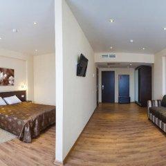 Гостиница Кристалл 3* Люкс с различными типами кроватей фото 5