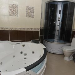 Гостиница Октябрьская Апартаменты с различными типами кроватей фото 8