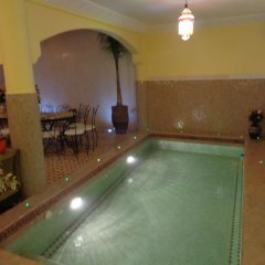 Отель Riad Atlas Toyours Марокко, Марракеш - отзывы, цены и фото номеров - забронировать отель Riad Atlas Toyours онлайн бассейн фото 2