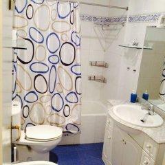 Отель Chomin Сан-Себастьян ванная