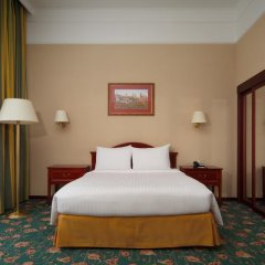 Гостиница Марриотт Москва Тверская 4* Улучшенный люкс разные типы кроватей фото 7