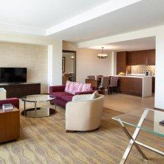 Отель Swissotel Living Al Ghurair Dubai Апартаменты с различными типами кроватей фото 3