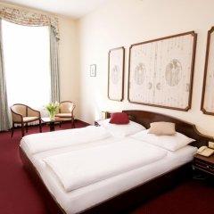 Отель Theaterhotel Wien 4* Стандартный номер с разными типами кроватей фото 6