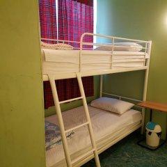 Mr.Comma Guesthouse - Hostel Кровать в женском общем номере с двухъярусной кроватью фото 10