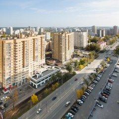 Апартаменты Максим Апартаменты с различными типами кроватей фото 28