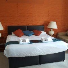 Yardley Manor Hotel 3* Стандартный номер с различными типами кроватей фото 6