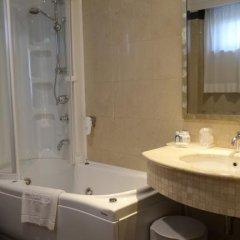 Hotel Regina Margherita 4* Улучшенный номер с различными типами кроватей фото 12