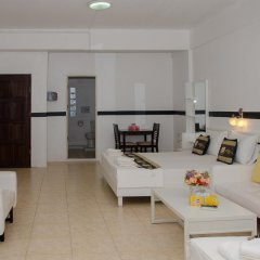Отель Allstar Guesthouse 2* Стандартный семейный номер разные типы кроватей фото 2