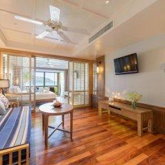 Отель Katathani Phuket Beach Resort 5* Люкс Премиум с различными типами кроватей фото 15