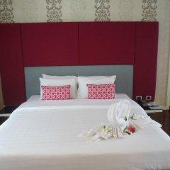 Отель Z Through By The Zign 5* Номер Делюкс с различными типами кроватей фото 4