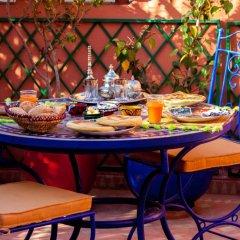 Отель Riad El Walida Марокко, Марракеш - отзывы, цены и фото номеров - забронировать отель Riad El Walida онлайн питание