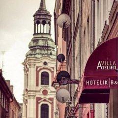 Отель Villa Atelier Польша, Познань - отзывы, цены и фото номеров - забронировать отель Villa Atelier онлайн