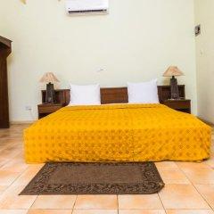 Отель Anomabo Beach Resort 2* Стандартный номер с различными типами кроватей фото 3