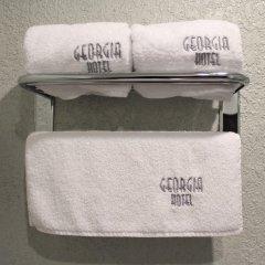 Georgia Hotel ванная