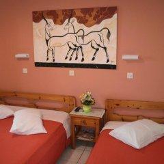 Отель Villa Stella Греция, Остров Санторини - отзывы, цены и фото номеров - забронировать отель Villa Stella онлайн комната для гостей фото 2