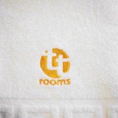 Отель TTrooms сауна