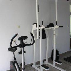 Отель Sirena фитнесс-зал